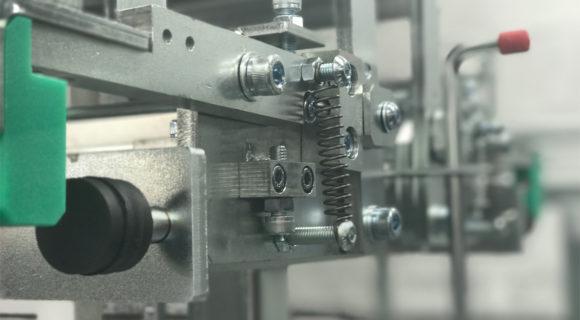 Rotating FEM stillage for Bentley Motors