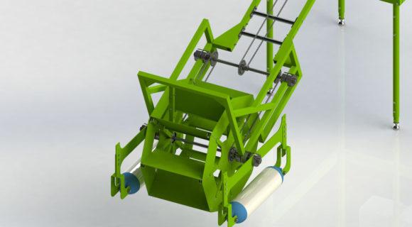 Ultra-portable Waterwheel and generator