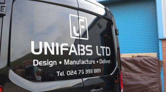 Unifabs van